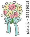 ベクター ウェディング ブーケのイラスト 39359818