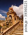 Parc de la Ciutadella - Stairs and Quadriga - Side 39360225