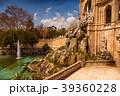 Parc de la Ciutadella - Water Fountain - Side view 39360228