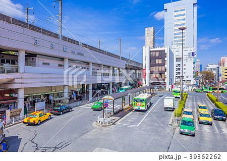 東京 北区 王子駅の駅前風景 39362262