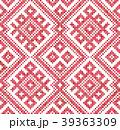 ベクター パターン 柄のイラスト 39363309
