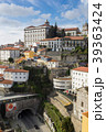 Aerial view of Porto with Episcopal Palace  39363424