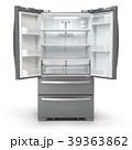 冷蔵庫 冷凍庫 冷房機器のイラスト 39363862