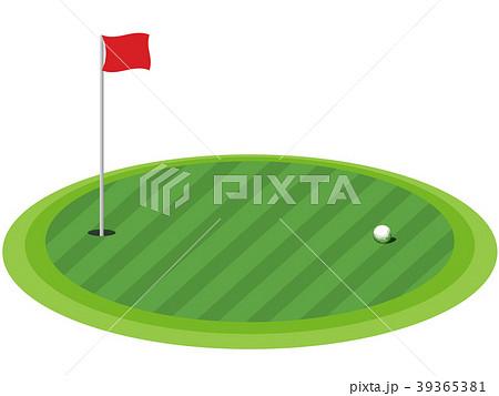 ゴルフ 39365381