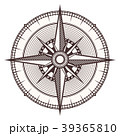 コンパス 羅針盤 方位磁石のイラスト 39365810