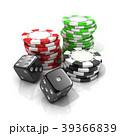 賭け事 カジノ カジノののイラスト 39366839
