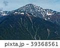 南アルプス 北岳 残雪の写真 39368561