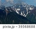 北岳 南アルプス 残雪の写真 39368688