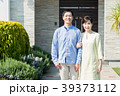 夫婦 女性 人物の写真 39373112