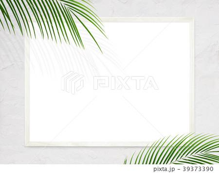 背景-白壁-フレーム 39373390