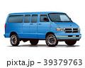 アメ車バン・ブルー 39379763