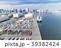 コンテナ 港 ベイエリアの写真 39382424