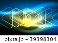 トライアングル 三角 三角形のイラスト 39398304