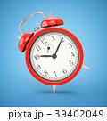 時間 鈴 鐘のイラスト 39402049