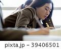 学生 女性 教育の写真 39406501