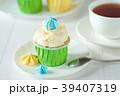 ティー ケーキ カップの写真 39407319