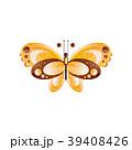 蝶 ベクター エキゾチックのイラスト 39408426