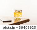 ウイスキー ロック オンザロックの写真 39409925