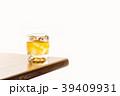 ウイスキー ウヰスキー ロックの写真 39409931