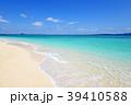 海 ビーチ 波打ち際の写真 39410588
