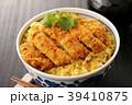 カツ丼 39410875