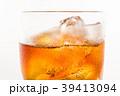 ウイスキー ウヰスキー ロックの写真 39413094