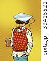 タブレット バーチャル ヒップスターのイラスト 39415521