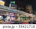 《東京都》六本木交差点・夜景 39421716