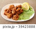 鶏肉 おかず 唐揚げの写真 39423888