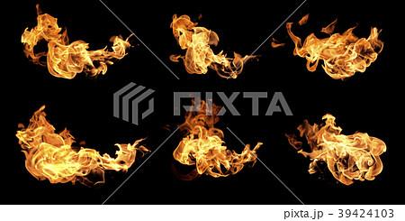 Flame heat fire 39424103