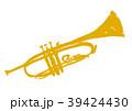 トランペット 水彩画 39424430
