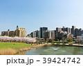 春 桜 新興住宅街の写真 39424742