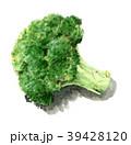 白背景 野菜 水彩のイラスト 39428120
