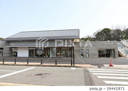 三国風景 三国駅(福井県 坂井市 三国町) 39442871