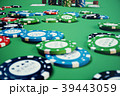 カジノ カジノの ギャンブルのイラスト 39443059