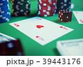 カジノ カジノの ギャンブルのイラスト 39443176
