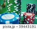 カジノ ギャンブル 賭け事のイラスト 39443191