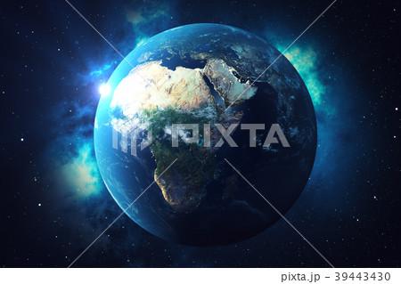 3D Rendering World Globe. Earth Globe with 39443430