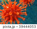 ウィルス ウイルス 病原菌のイラスト 39444053