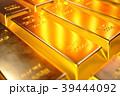 金 黄金 金色のイラスト 39444092