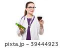 医師 医者 女の人の写真 39444923