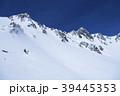 宝剣岳 木曽駒ヶ岳 雪山の写真 39445353
