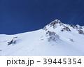 宝剣岳 木曽駒ヶ岳 雪山の写真 39445354