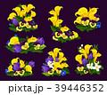 お花 フラワー 花のイラスト 39446352