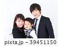 若い家族の写真 39451150