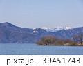 早春の琵琶湖 39451743