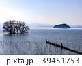 早春の琵琶湖 39451753