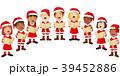 少年 男の子 合唱団のイラスト 39452886