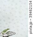 和紙 蓮柄 パターン カエル 39462154
