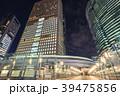 高層ビル オフィス街 ビジネス街の写真 39475856
